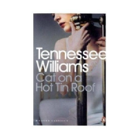 Cat On A Hot Tin Roof Book